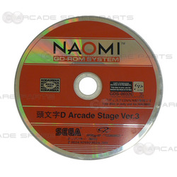 Initial D: Arcade Stage Ver. 3 Software Disc Only (Jap ver)