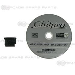 Wangan Midnight : Maximum Tune Software Disc and Security Chip (Eng ver)