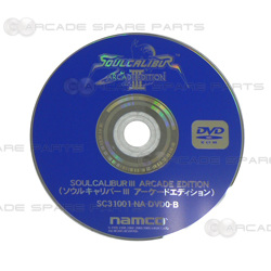 Namco Parts  Soul Calibur 3 Arcade Edition Software Disc Only (Jap ver)