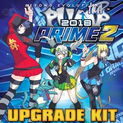 Pump It Up PRIME 2 2018 Andamiro HDD Upgrade Kit