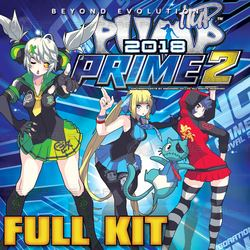 Pump It Up PRIME 2 2018 Andamiro MK9 Full Upgrade Kit