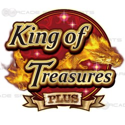 IGS Parts  King of Treasures Plus Arcade Gameboard Kit