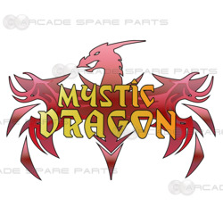Mystic Dragon Arcade Gameboard Kit