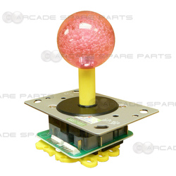 Multi-colour Illuminated Joystick for Fishing Game Machine