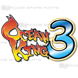 Ocean King 3 Monster Awaken Arcade Game Software Kit