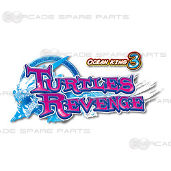 IGS Parts  Ocean King 3 : Turtles Revenge