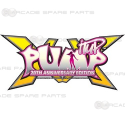 Andamiro Parts  Pump It Up XX 20th Anniversary Andamiro HDD Upgrade Kit