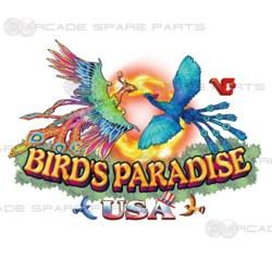 Bird Paradise USA Game Board Kit