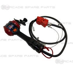 Namco Ace Angler Rod Assembly