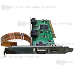 Wangan Midnight Maximum Tune 3 DX Plus PCI JVS I/O Board