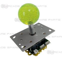 Illuminated Joystick(Green) for Fishing Game Machines