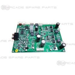 Pump It Up Digital AMP 100W PCB Assembly