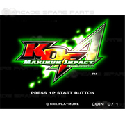 """King Of Fighters Maximum Impact Regulation """"A"""" HDD & USB"""