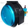 Dome Illuminated Push Button (Blue)