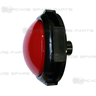 Jumbo Dome Illuminated Push Button (Red)