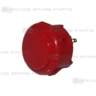 Sanwa Button OBSF-30-R (Red)