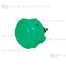 Sanwa Button OBSF-24-G (Green)