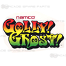 Golly Ghost Arcade PCB