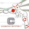 Naomi Motherboard plus Cosmic Smash Cartridge