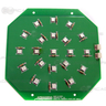 Pump It Up FX Front LED PCB Assembly
