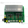 Pump It Up Main Amplifier PCB Assembly
