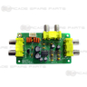 Pump It Up FX Sound DVI PCB Assembly
