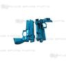 Sega Type 2 Universal Gun - Blue Gun Cover Set
