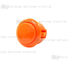 Sanwa Button OBSF-24-O (Orange)