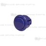 Sanwa Button OBSF-24-DB (Dark Blue)