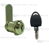 Door Cam Lock with Removable Barrel 19mm K3006