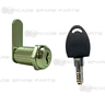 Door Cam Lock with Removable Barrel 30mm K3008
