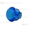 Sanwa Button OBSC-30-B (Clear Blue)
