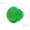 Sanwa Button OBSC-30-G (Clear Green)