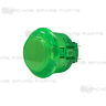 Sanwa Button OBSC-24-G (Clear Green)