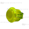 Sanwa Button OBSC-24-Y (Clear Yellow)