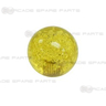 Bubble Top Ball for Joystick (Yellow, Big Bubble Style)