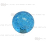 Bubble Top Ball for Joystick 45mm (Blue, Big Bubble Style)