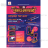 Thrill Drive 2 PCB Gameboard