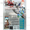 Top Skater PCB Gameboard