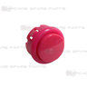 Arcade Pushbutton 33mm - Fuchsia