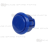Sanwa Button OBSF-30-MB (Matt Blue)