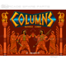 Columns Arcade PCB