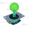 Green Illuminated Joystick for Fishing Game Machine
