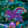 Enchanted Dragon Fish Hunting Game Board