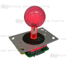 Pink Illuminated Joystick for Fishing Game Machine