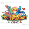 Bird Paradise USA Game Board Kit