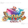Seafood Paradise 4 USA Edition Gameboard Kit