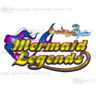 Ocean King 3 Plus: Mermaid Legends Gameboard Kit