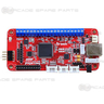 Brook Wireless Fighting Board for PS4 / PS3 / Switch / PC