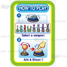Fish Hunter Player Instruction 2